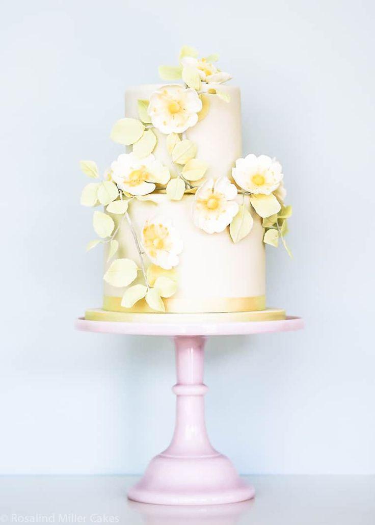 pale yellow wedding