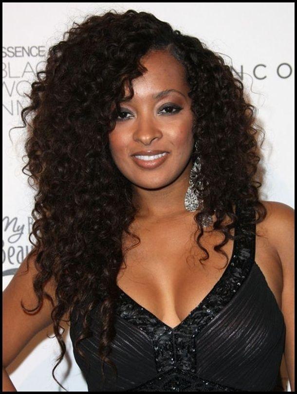 Lange Frisuren für schwarze Frauen | Hair | Pinterest | Hair styles … | #lang…   – Einfache Frisuren