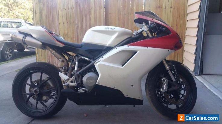 Ducati 848 Track / Road bike #ducati #848 #forsale #australia