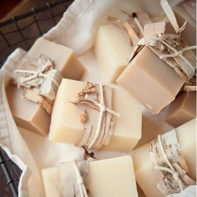 Savon au thé tchaï / DIY savon / DIY soap / DIY beauté