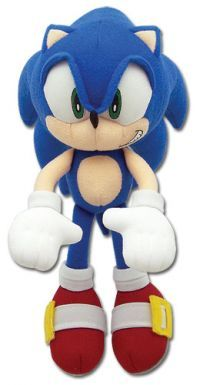 Sonic The Hedgehog: Mini Sonic Plush - AnimePoko.com