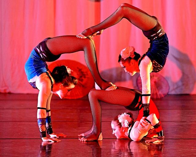 103 Best Acro Gym Images On Pinterest Gymnastics