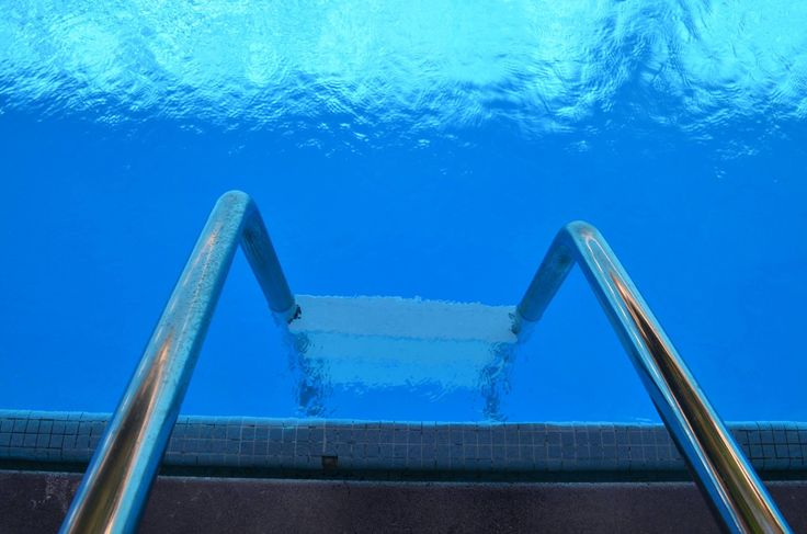 Take a step forward only if your #pool is clear!