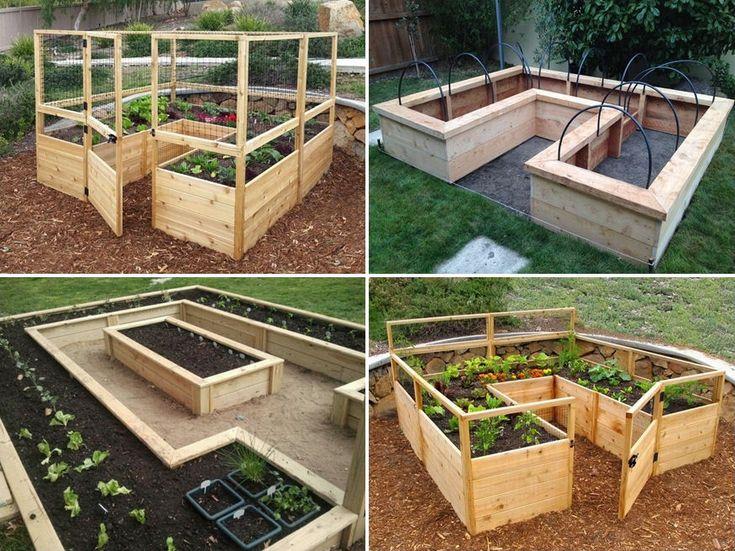 Building Raised Vegetable Garden Australia