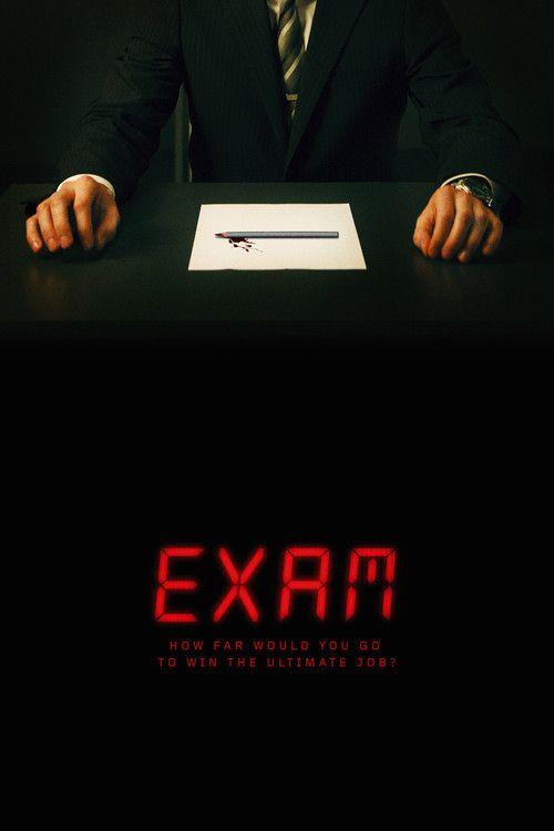 Watch Exam (2009) Full Movie HD Free Download