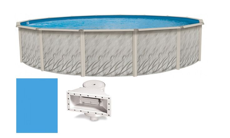 17 best ideas about above ground pool skimmer on pinterest for Koi intex pool