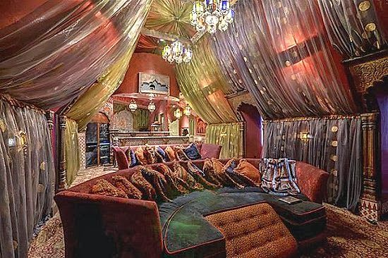 Domythic Bliss: Inside Genie's Lamp: The Decor of Fairy Tales III