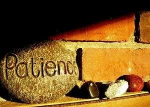 Patience is the healthiest ingredient in our life.... Umar ibn al-Khattab Raddiallahu an'hu