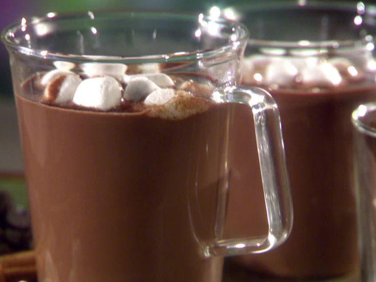 Hot Choco Loco Recipe : Sunny Anderson : Food Network - FoodNetwork.com