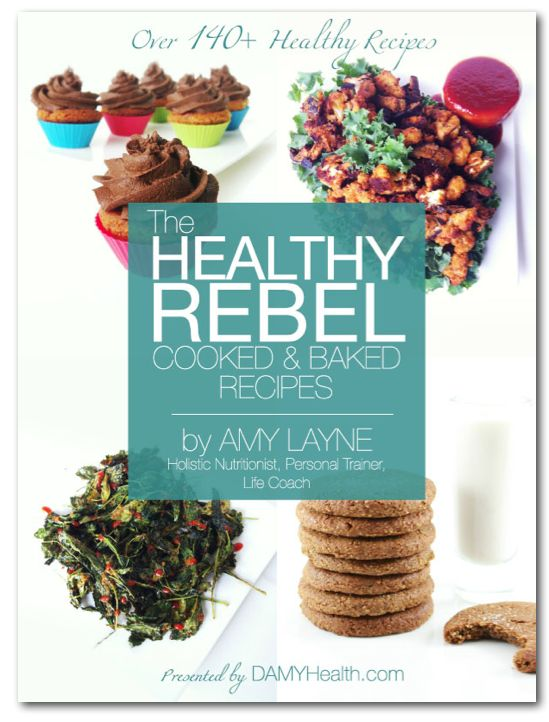79 best damy health ebooks cookbooks programs images on pinterest the healthy rebel cooked baked recipe ebook cookbook fandeluxe Images