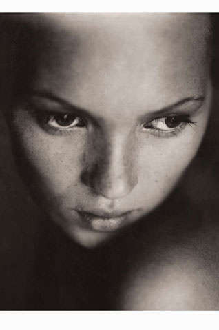 Kate Moss by Paolo Roversi,1993
