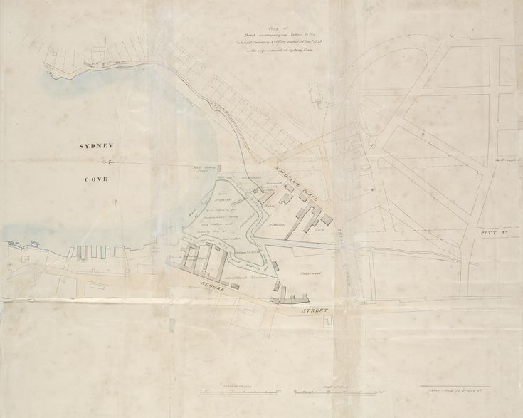 Thomas Livingstone Mitchell: mapmaker | State Library of NSW