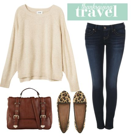 4 Outfits to Pack for Thanksgiving Break