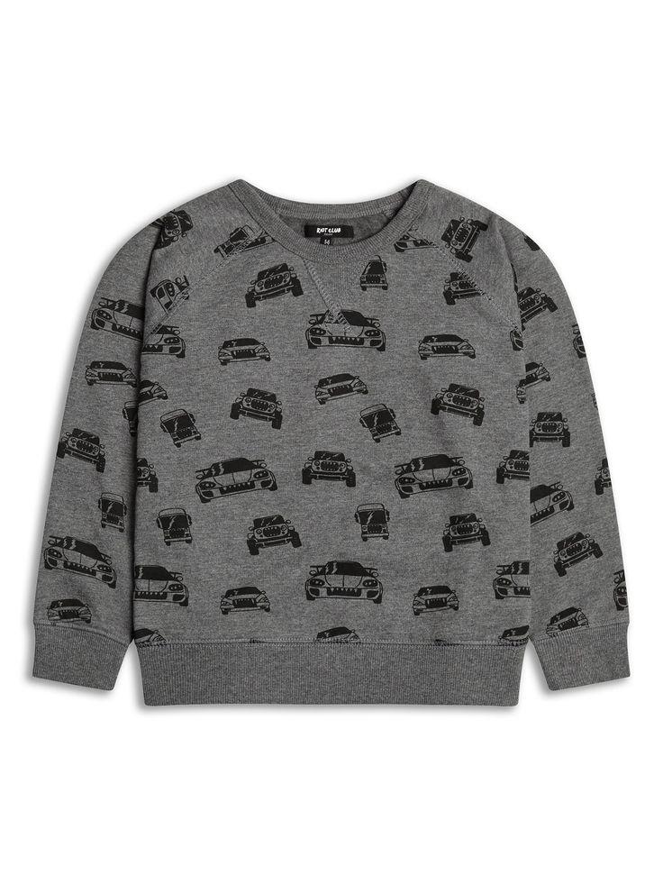 Boys sweatshirt 2-8Years