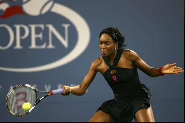 """Pro Tennis Fashion - 2008 US Open """"Glam Slam"""" Outfits (GALLERY)"""