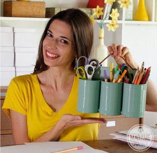 Столовые приборы с ручкой из с банками, дерева и кожи   DIY для столовых приборов держатель