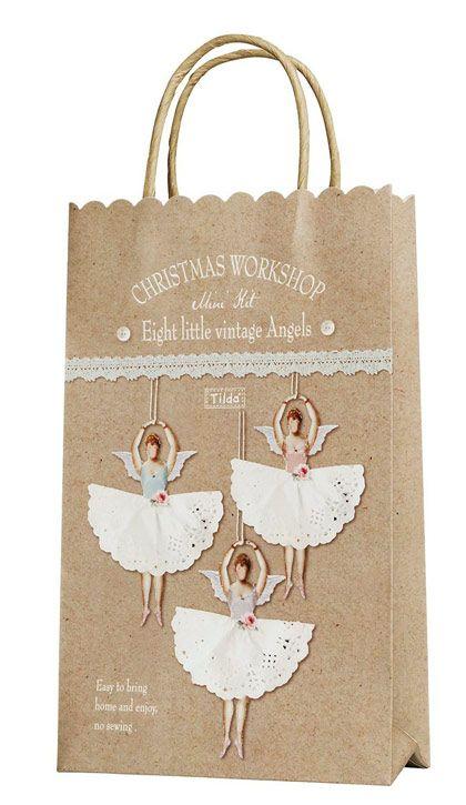 Tilda kit Vintage Paper Angels