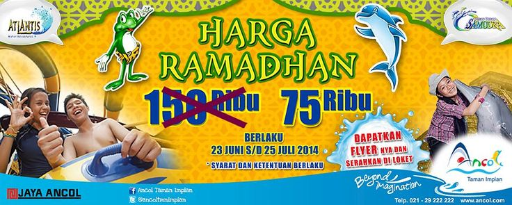 Ocean Dream Samudra: Promo Harga Ramdhan, Rp 75.000