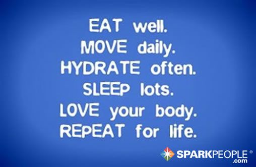 I got healthy and happy via @SparkPeople. Check out www.sparkpeople.com to learn how they can help meet your goals.