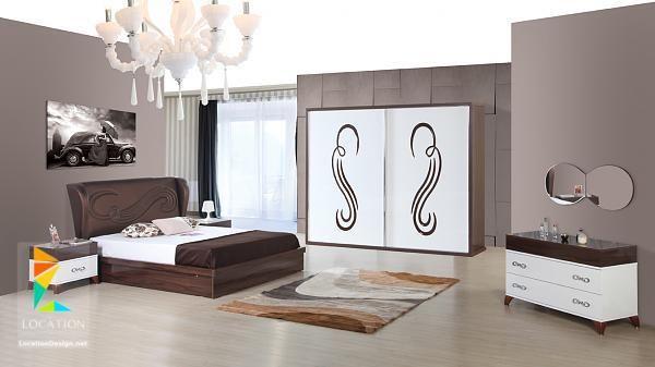 ديكورات غرف نوم مودرن من أحدث موديلات غرف النوم 2019 2020 Room Furniture Home Decor