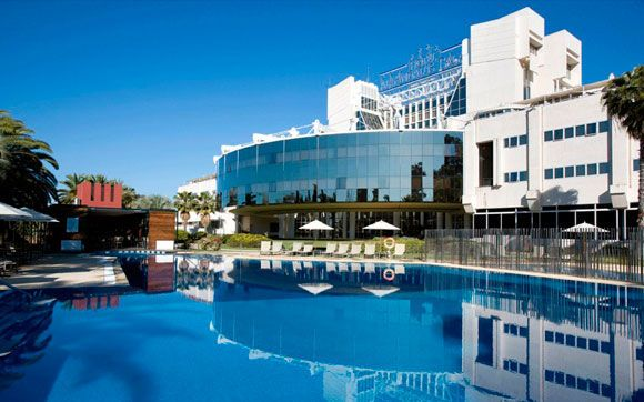 Hotel Silken Al-Andalus Palace **** - Sevilla