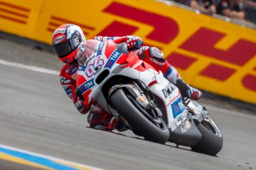 Andrea Dovizioso Moto GP Ducati Team 2016 Image A Telecharger Gratuite