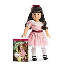 Samantha™ Doll & Paperback Book