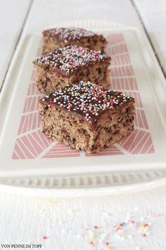 Ich backe total gerne Schokoladenkuchen! Generell backe ich gerne Kuchen, aber…