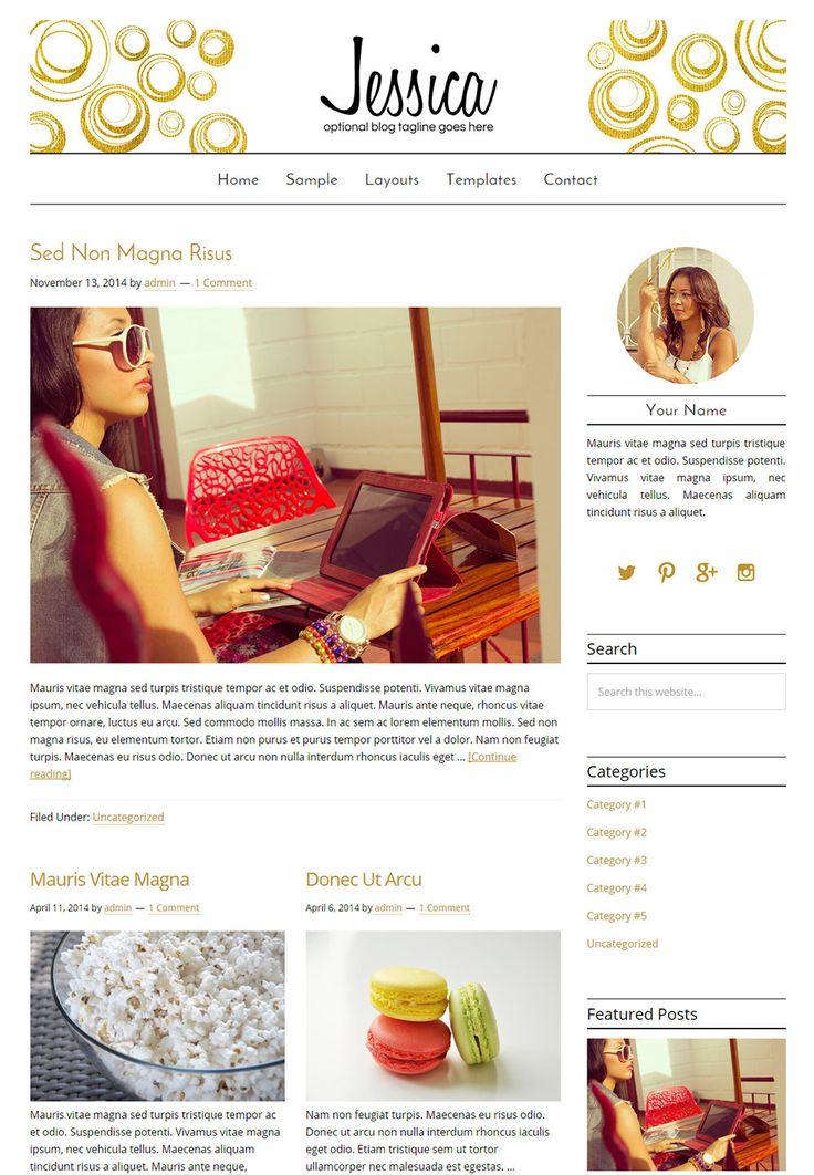 17 best Blog Designs WordPress images on Pinterest | Blog designs ...