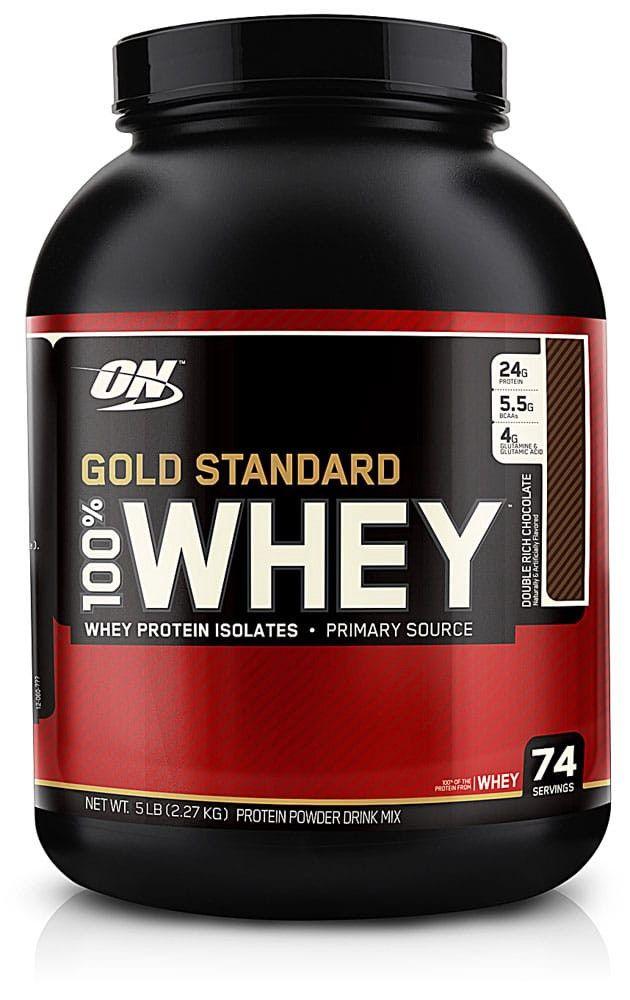 واي بروتين جولد ستاندر Gold Standard Whey Optimum Nutrition Gold Standard Whey Protein