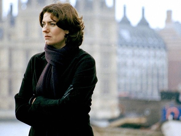 Anna Chancellor in Spooks