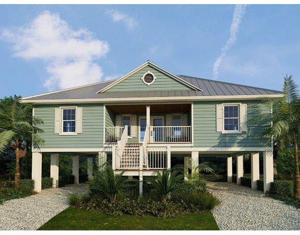 25 best beach house plans images on pinterest | beach house plans