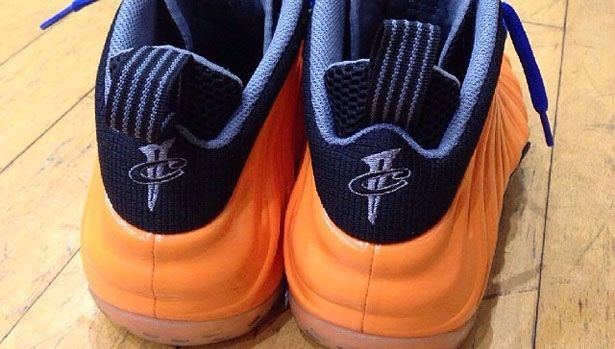 This Version of the 'Knicks' Foamposite is Just an Old Sample