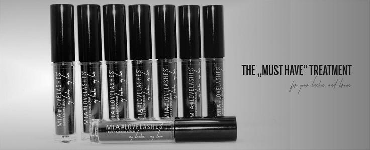 """NEW IS THE NEW NEW!!!! Unser Erfolgsrezept: MIA#Love Lashes & Brows Serum® Die neue """"Must Have"""" Pflege für Ihre Wimpern & Augenbrauen. Grundlage des Erfolgs ist ein einzigartiger Peptidkomplex mit Mungbohne, rotem Klee, Ginseng, Biotin und Coffein, der die Wurzeln der feinen Härchen stimuliert und so das natürliche  Wachstum anregt. Sie wünschen sich auch vollere Augenbrauen, längere & dichtere Wimpern ? Dann bestellen Sie in unserem Online Shop"""