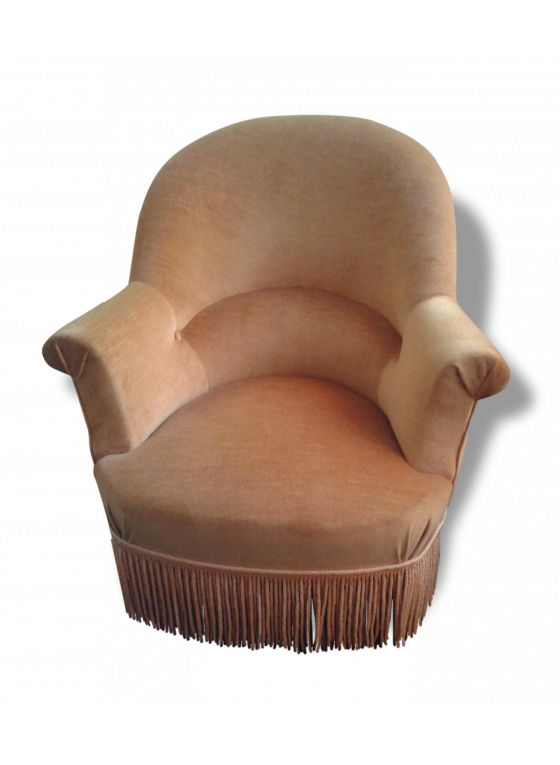 Fauteuil crapaud  via Goodmoods