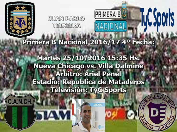 Nueva Chicago vs. Villa Dalmine