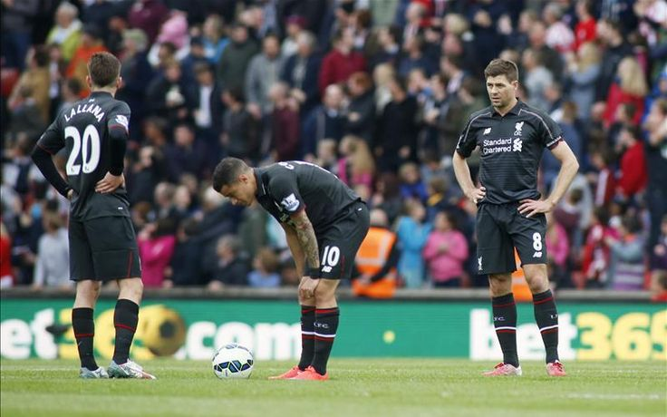 Liverpool have conceded six goals in a Premier League match for the very first time. #LFC