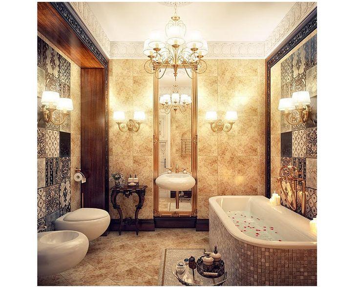 62 best Romantic Bathroom Ideas images on Pinterest ...