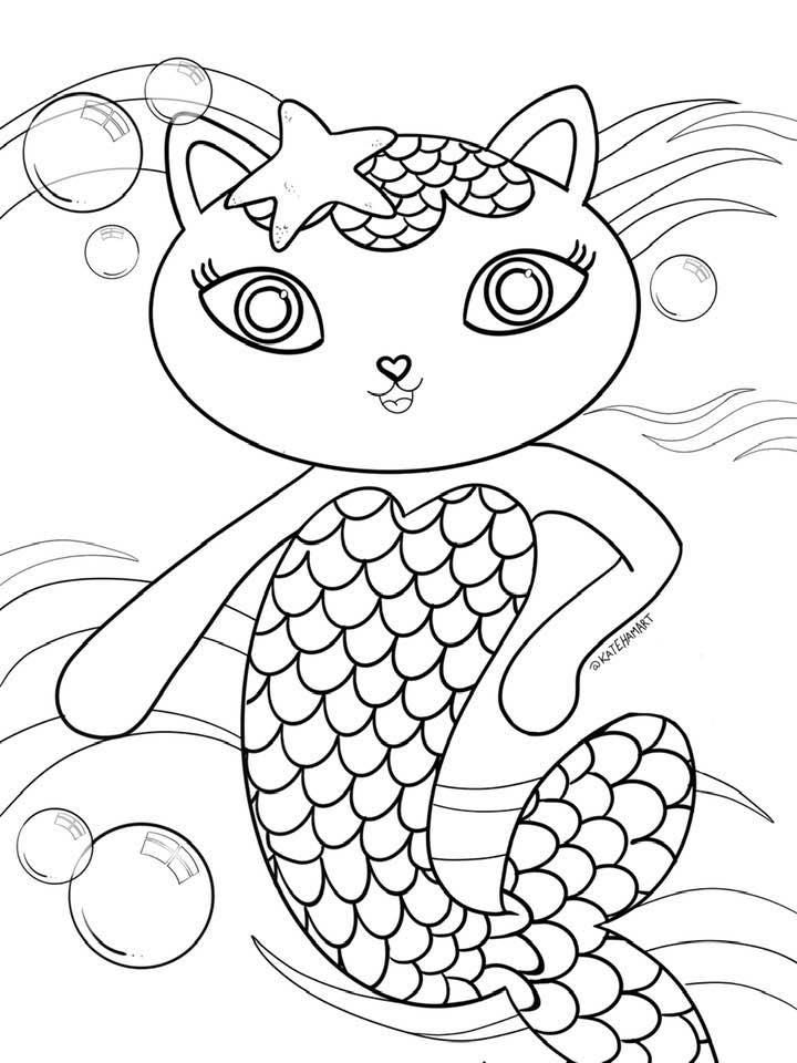 Gabby S Dollhouse Free Printable Coloring Activity Sheets In 2021 Free Printable Coloring Coloring Pages Printable Coloring