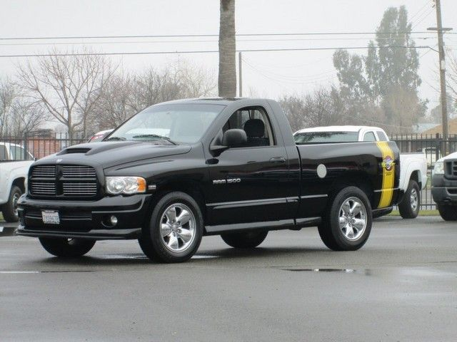 My Current Truck Limited Edition 2005 Dodge 1500 Rumble
