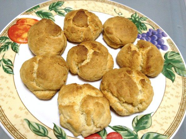 Scones en Thermomix