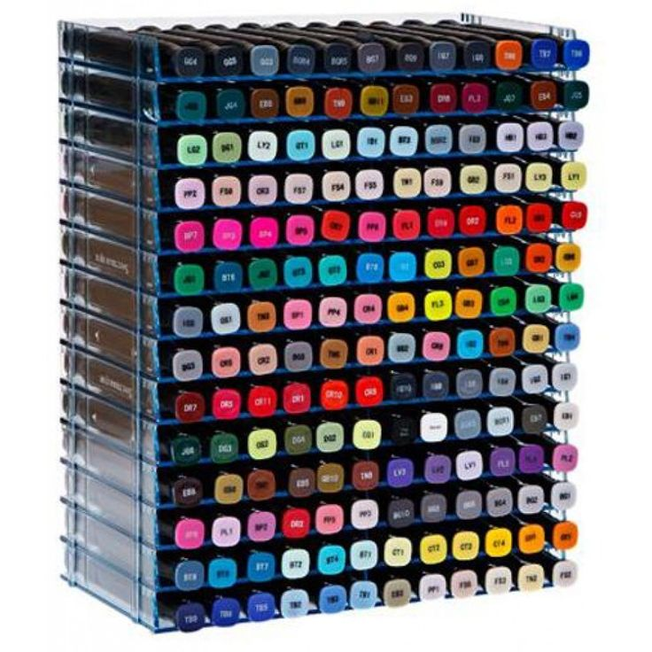 85 Best Storage Spectrum Noir Markers Images On Pinterest