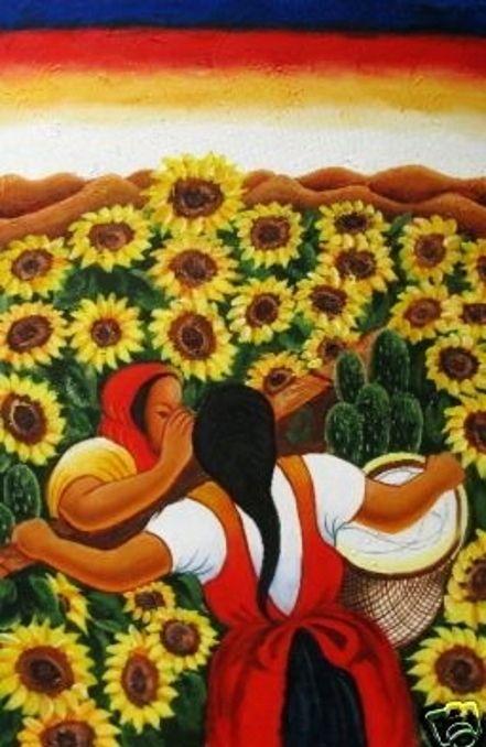 Chismosas : Diego Rivera                                                                                                                                                     More