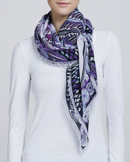 Modal Scarf - Radar Love by VIDA VIDA