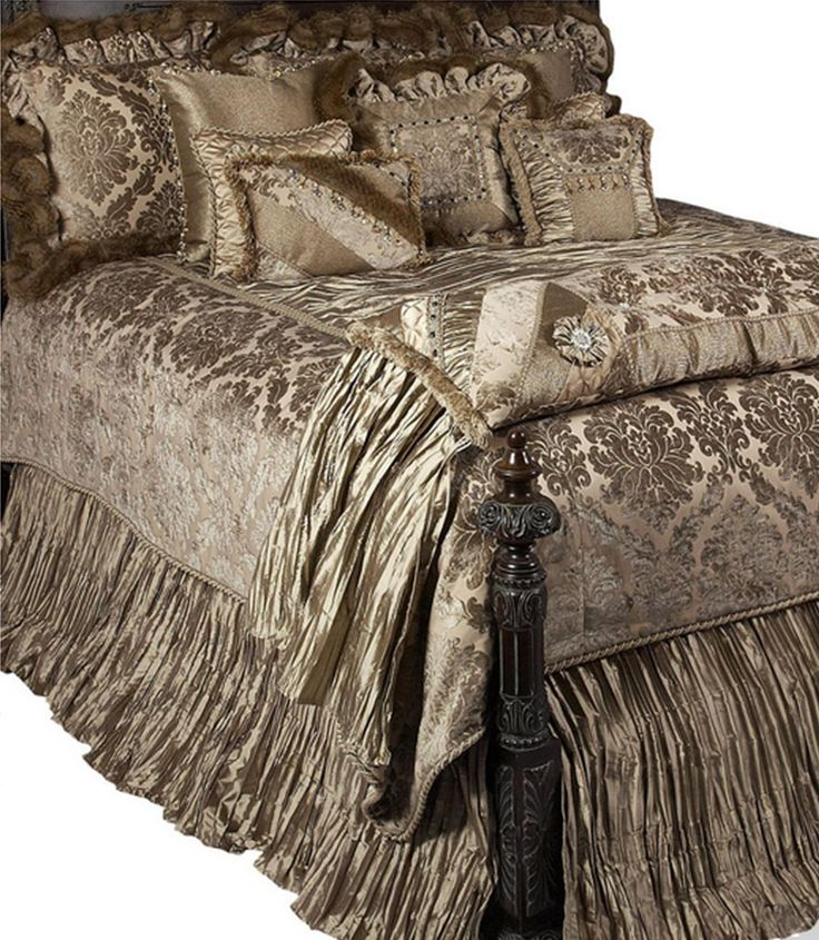 97 Best Images About Country French Luxury Bedding On