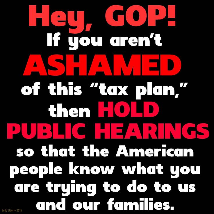 #NeverGOP  These bastards know they are screwing the vast majority of Americans but they put their pockets ahead of our own.  Citizens United allowed corporations and billionaires to boy the politicians.  And they have, en masse. #Resist #Remove