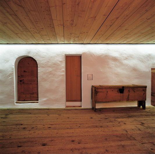 RUCH & PARTNER ARCHITEKTEN AG | Projekte | Chesa Andrea, Madulain