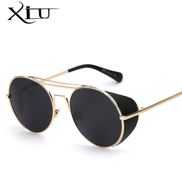 $8.75 (Buy here: https://alitems.com/g/1e8d114494ebda23ff8b16525dc3e8/?i=5&ulp=https%3A%2F%2Fwww.aliexpress.com%2Fitem%2FGothic-Round-Frame-Sunglasses-Men-Metal-Coating-Glasses-Vintage-Brand-Designer-Men-Sun-glasses-Fashion-Summer%2F32623370560.html ) Gothic Round Frame Sunglasses Men Metal Coating Glasses Vintage Brand Designer Men Sun glasses Fashion Summer Oculos UV400 for just $8.75