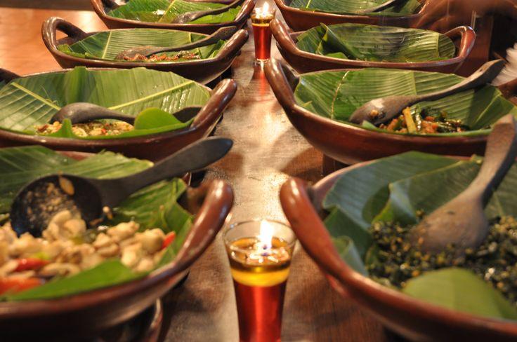 So many choises at Sajian Sunda Sambara
