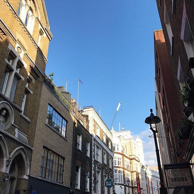 Hi London! Vic Ceridono | Dia de Beauté